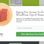 How to Create Exit Intent Pop-ups Using Free Plugins
