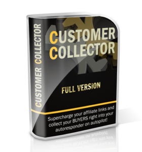 Customer Collector Vista Box