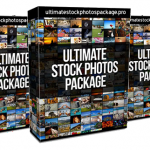 New Ultimate Stock Photos Package with MRR – Review